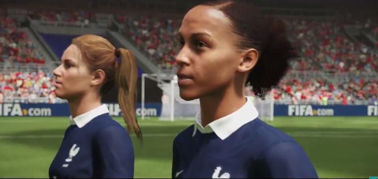 Capture d'écran - Fifa 16