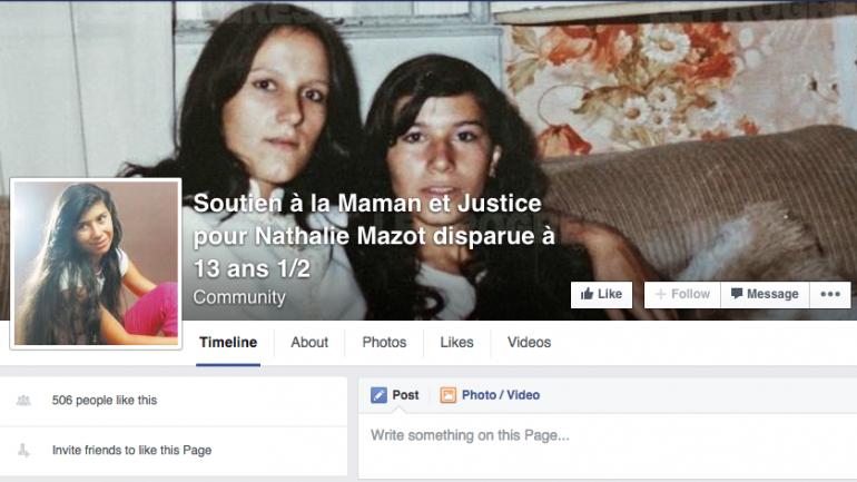 Groupe Facebook Nathalie Mazot