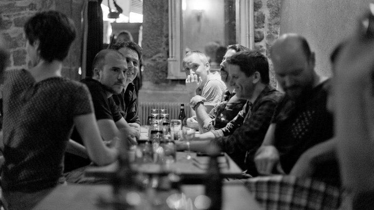 Soirée auteurs de BD lyon BD festival © Tim Douet_0012