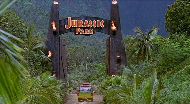 Jurassic Park portail