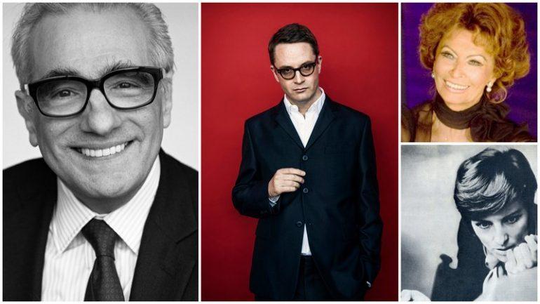 Martin Scorsese Sophia Loren Nicolas Winding Refn Larissa Chepitko