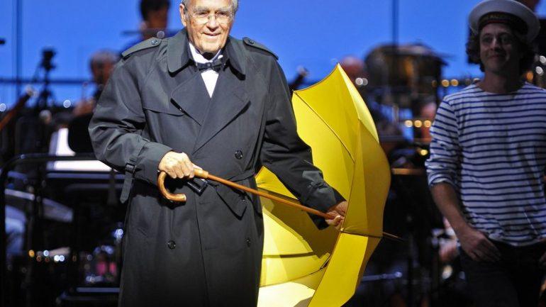 Nuits de Fourvière 2015 Parapluies de Cherbourg Legrand recadré