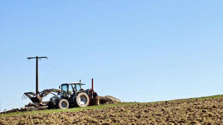 tracteur monts du lyonnais