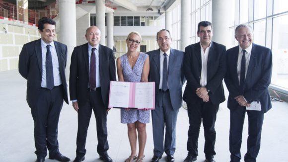 Signature de la charte en faveur de l'emploi-2