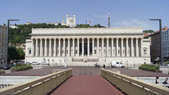 Palais de justice 24 Colonnes