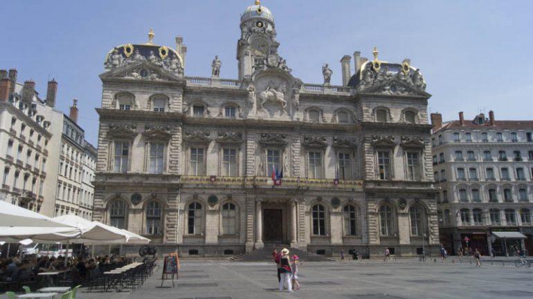 Hôtel de ville de Lyon © Eliot Lucas
