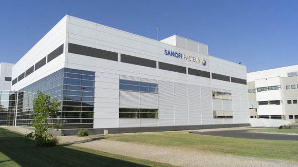 Usine Sanofi à Neuville-sur-Saône