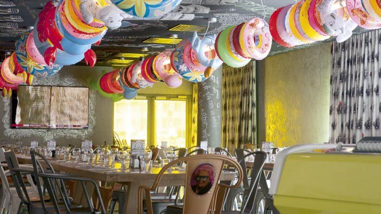 Mama Sheleter restaurant © tim douet_0504