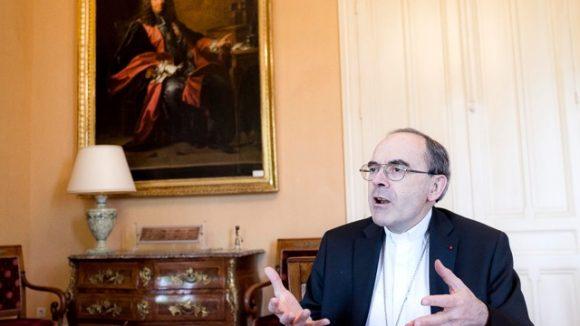 Cardinal Philippe Barbarin