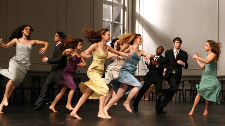 Rêves dansants Pina Bausch 1