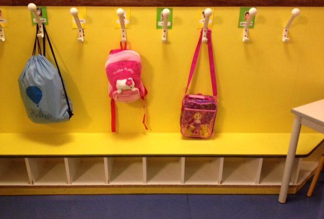 cartables école primaire maternelle