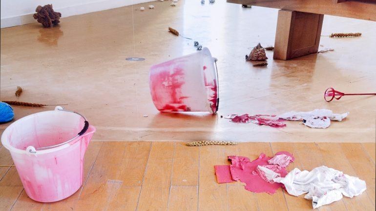 13e Biennale d'art Contemporain Emmanuelle Lainé