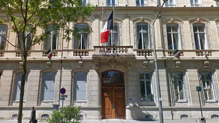 L'hôtel du gouverneur militaire de Lyon