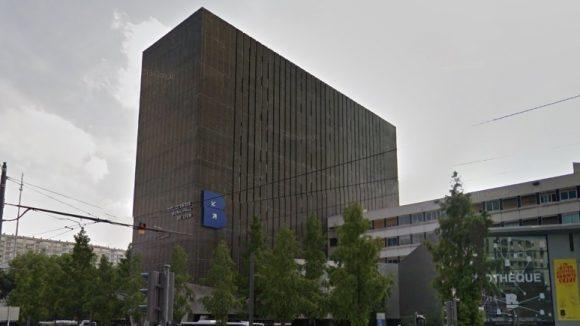 Bibliothèque de la Part-Dieu