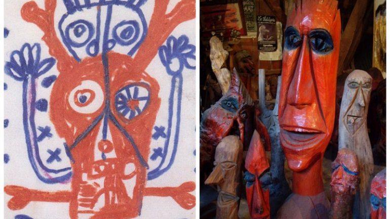 Biennale Hors Normes 2015 montage Rosset MM