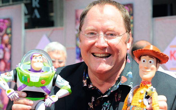 John Lasseter Toy Story