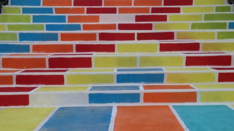 Fresque Escaliers Prunelle 2
