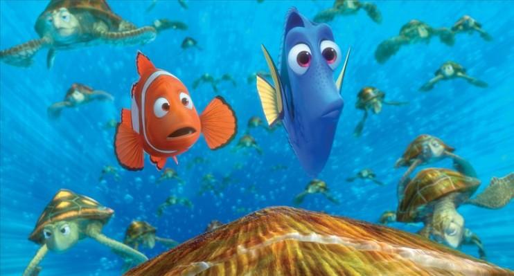 Nemo Pixar Disney