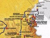 Tour de France 2016 détail Rhône-Alpes
