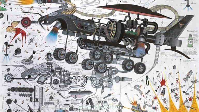 Art et Machine Confluences Mansaray