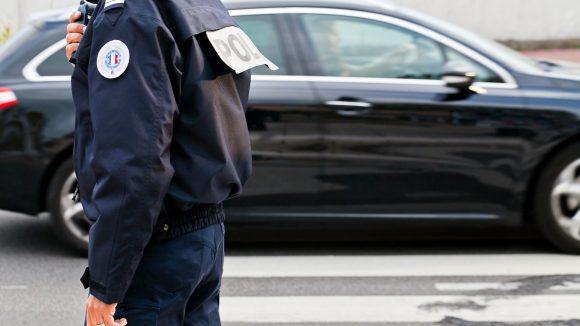 Police voiture Tim