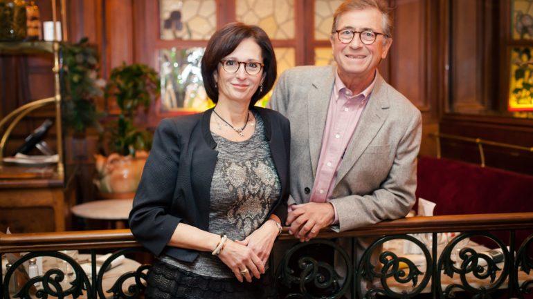 Jean-Paul Lacombe et Françoise Sibilia-Pupier
