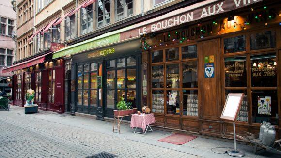 Rue Mercière Mercière Express Bouchon aux Vins