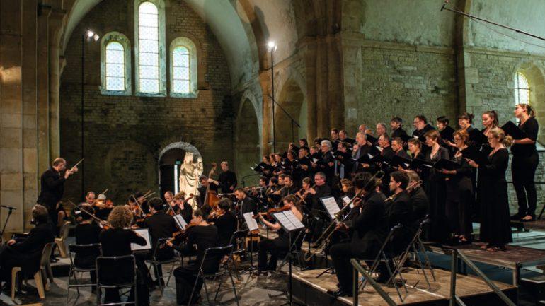 Concert de l'Hostel-Dieu église