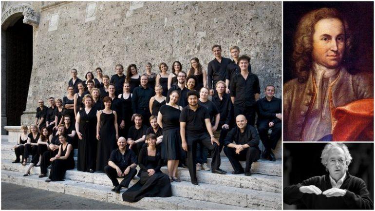 Herreweghe Collegium Vocale Bach montage