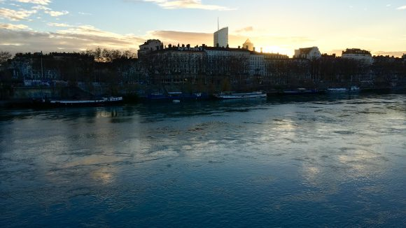 Météo soleil matin Lyon