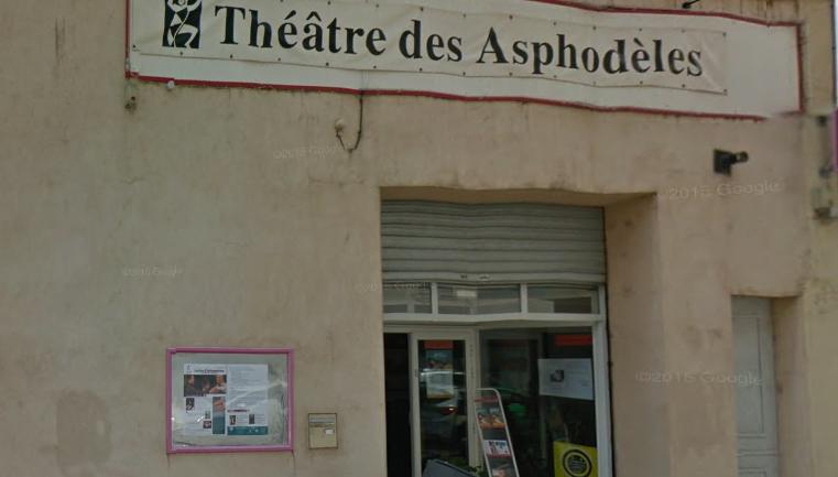 Théâtre des Asphodèles Google Map