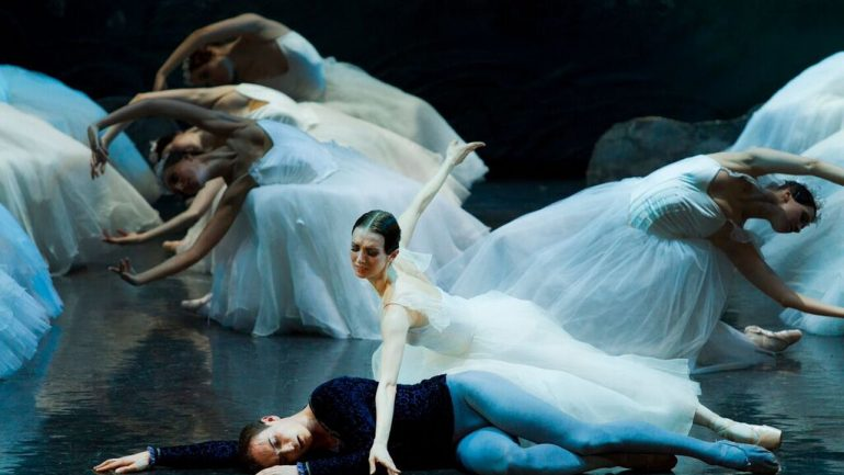 Giselle Yacobson Ballet 2
