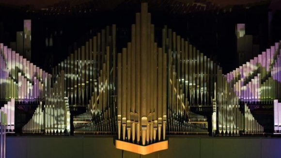 Le grand orgue Cavaillé-Coll de l'Auditorium de Lyon © David Duchon-Doris