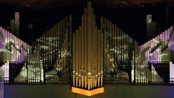 Le grand orgue Cavaillé-Coll de l'Auditorium de Lyon ©DavidDuchon-Doris