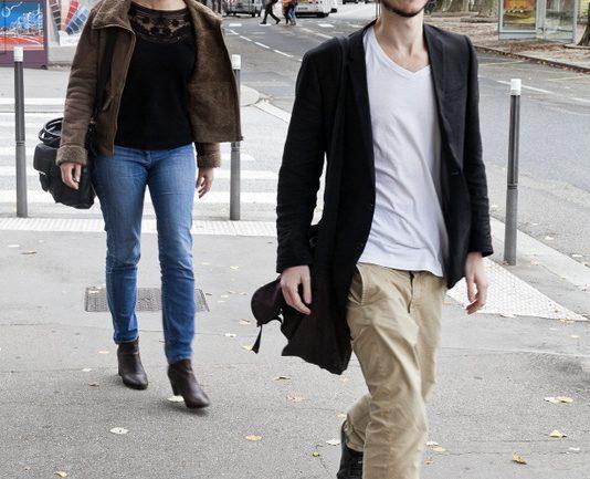 Daphné Gastaldi et Mathieu Martinière