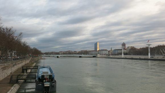 météo vu de Lyon nuage