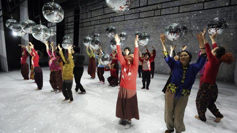 Eun-Me Ahn Dancing Grandmothers