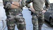 Sécurité militaires (sans visages) Tim