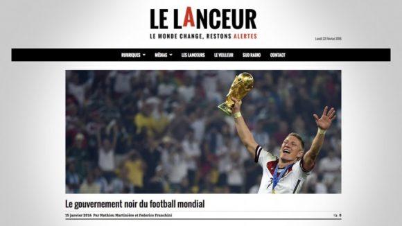 Le Lanceur