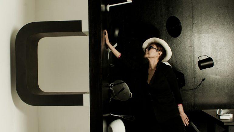 Yoko Ono Balance Piece