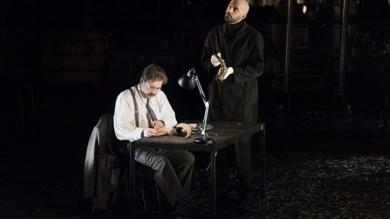Benjamin dernière nuit opéra 1