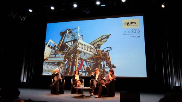 Nuits de Fourvière 2016 Conférence de presse de présentation