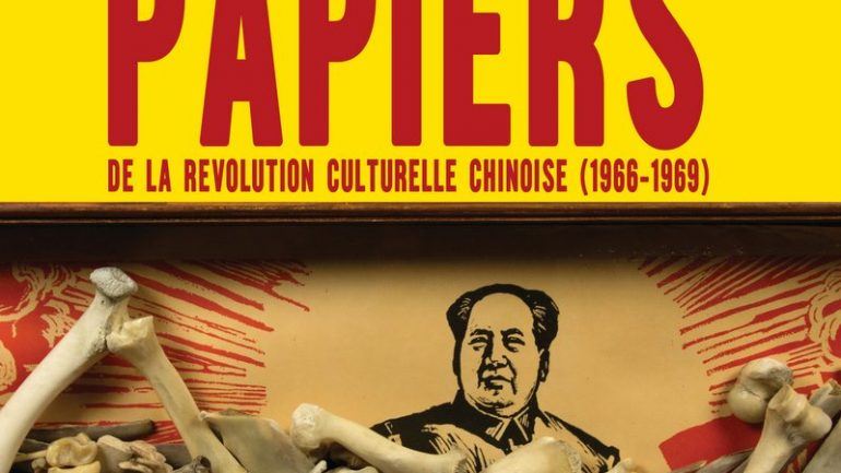 Gardes du rouge Affiche Mao