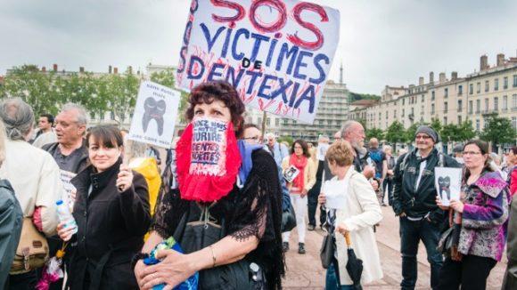 Dentexia manifestation lyon mai 2016