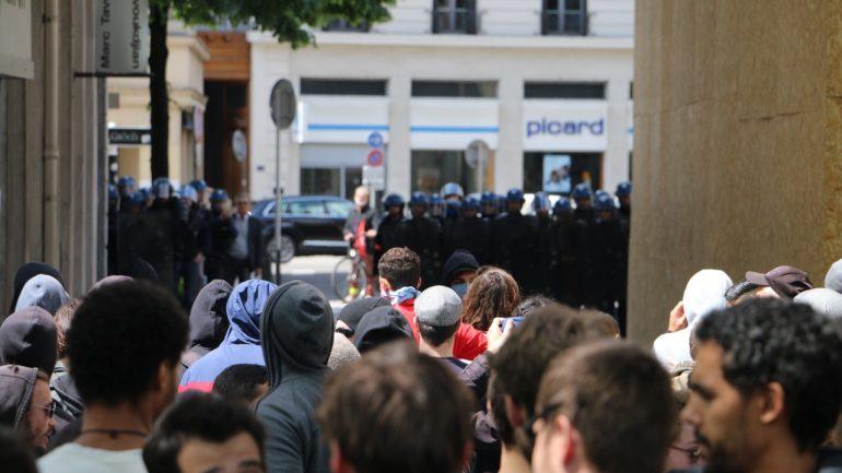 Manifestation 17 mai 2016