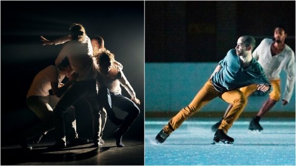 Montage Hofesh Shechter Barbarians Patin Libre Vertical Influences