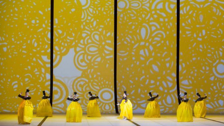 Scent of Ink danse coréenne 1