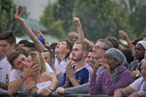Euro 2016 à Lyon