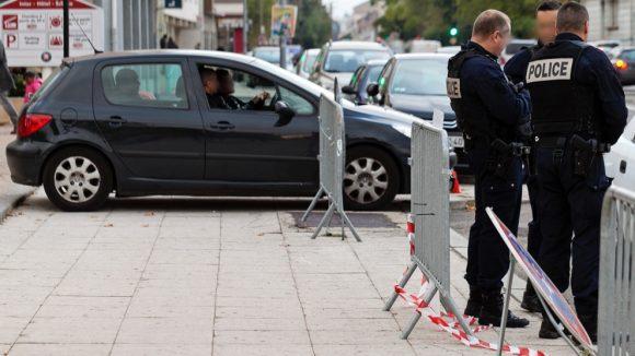 Police lyon