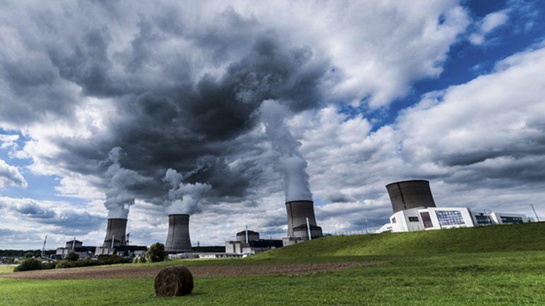 Nucléaire © Romain Étienne